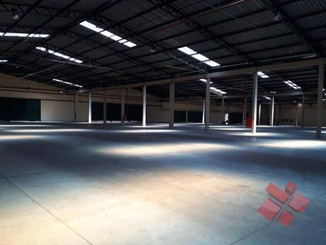 Galpão Comercial para Alugar, Área 6.400 m², Setor Santos Dumont, com , Goiânia. - Foto 3