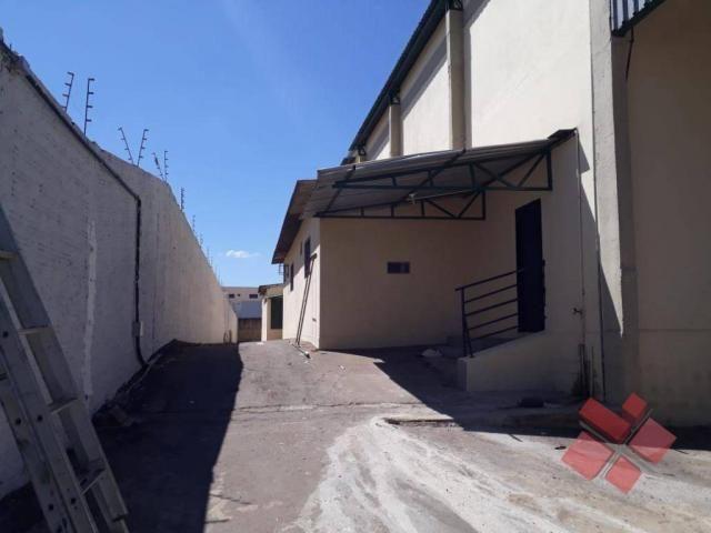 Galpão Comercial para Alugar, Área 6.400 m², Setor Santos Dumont, com , Goiânia. - Foto 12