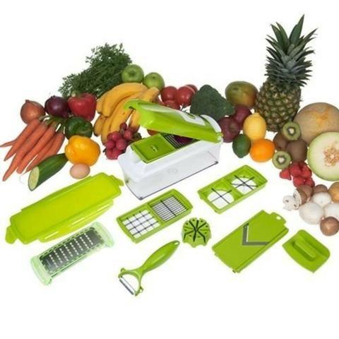 Cortador Fatiador Legumes, Verduras E Frutas - Foto 2
