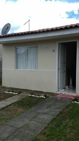 Vendo casa financiada