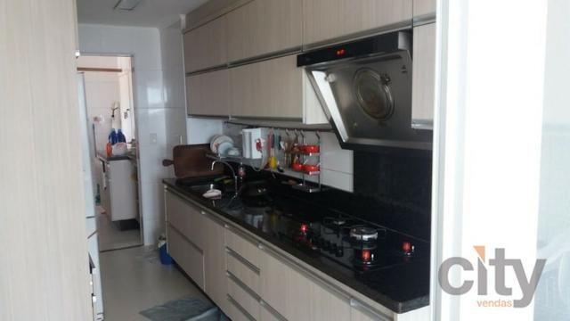 Venda de apartamento de 127m2, 3 suítes, 2 vagas, Res. Varandas Da Praça, Oeste, Goiânia - Foto 2