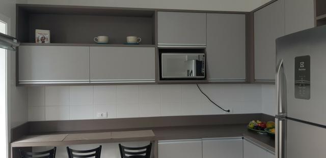 Apartamento com 3 suítes no centro de São Bernardo - Foto 4