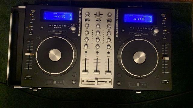 Controladora Numark Mixdeck Express - Foto 2