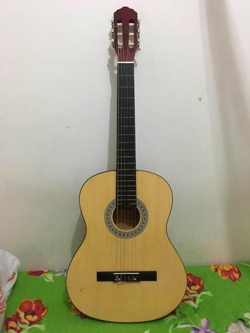 Vendo violão violao novinho + capa