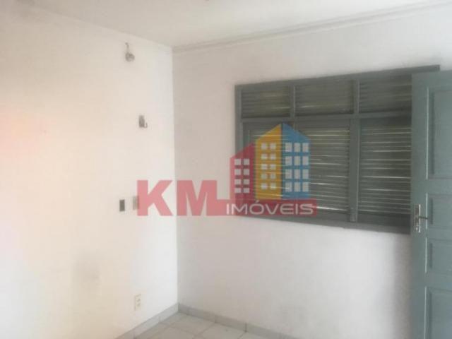 Vende-se ou aluga-se casa no Santa Delmira próx à delegacia - KM IMÓVEIS - Foto 6