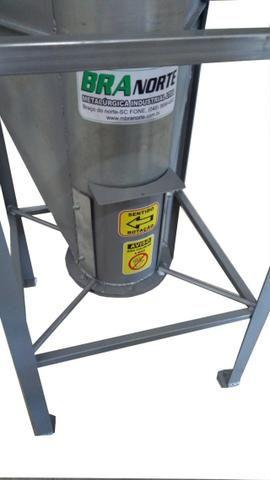 Misturador Vertical 300 Litros para Plásticos - Foto 3