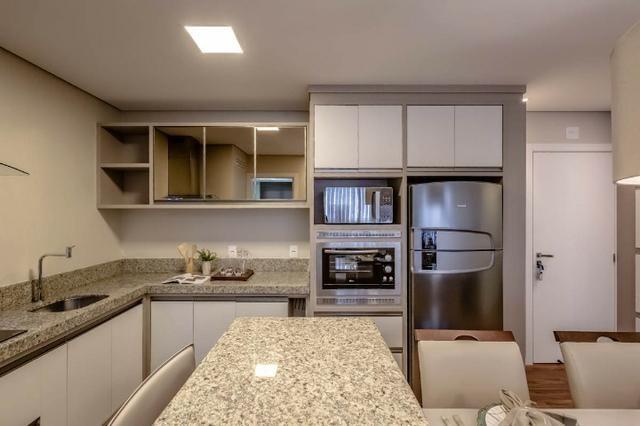 Apartamento finamente mobiliado em Piçarras - SC - Foto 12