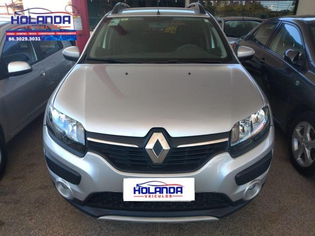 RENAULT SANDERO 2015/2016 1.6 STEPWAY 8V FLEX 4P MANUAL - Foto 3