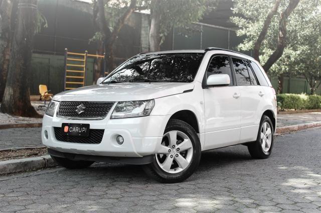 SUZUKI GRAND VITARA 2011/2012 2.0 4X2 16V GASOLINA 4P AUTOMÁTICO