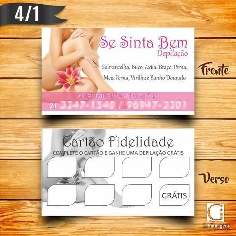 Cartão de Visita - Promoção - Foto 3