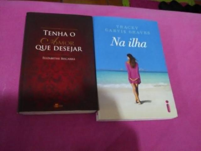 3 livros novos por apenas 20,00 - Foto 2