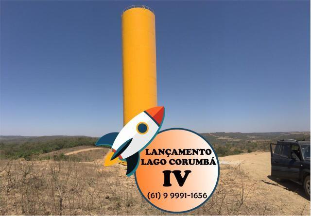 Excelente condomínio na beira do lago Corumba - Foto 11