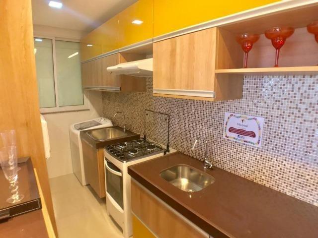 Apartamento no Parque Iracema - 59m² - 2 Quartos - 1 Vaga (AP0608) - Foto 6