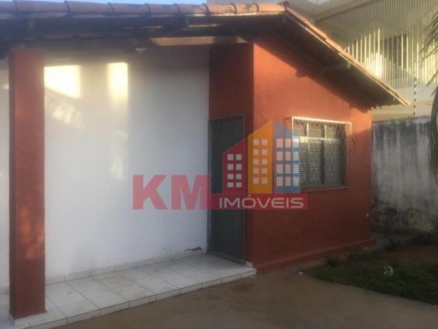 Vende-se ou aluga-se casa no Santa Delmira próx à delegacia - KM IMÓVEIS - Foto 2