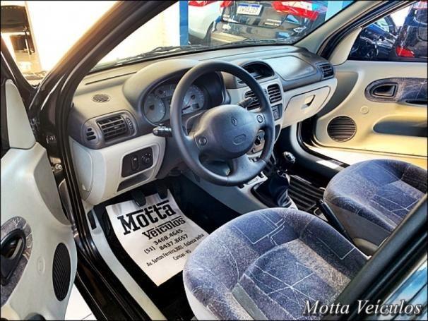 Renault Clio Sedan CLIO 1.6 PRIVILEGE SEDAN 16V 4P - Foto 6