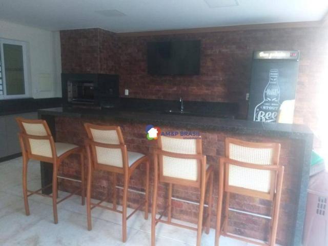 Apartamento com 4 dormitórios à venda, 261 m² por R$ 850.000,00 - Setor Oeste - Goiânia/GO - Foto 8