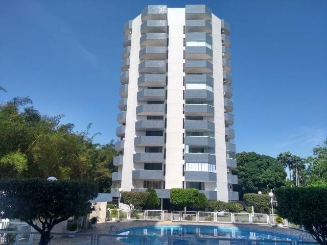 Alugo Lindo Apartamento Mobiliado com 4 Quartos e Suite em Aleixo - Foto 18