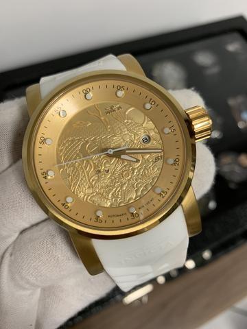 fb61ff74919 Relógio Invicta Yakuza automático. Até 10x sem juros - Bijouterias ...