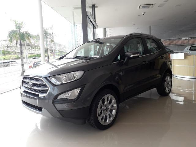 Ford Ecosport 2020 Titanium 1.5 Automática De R$ 105.490,00 por R$ 102.990,00 - Foto 2