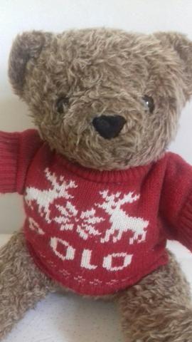 Urso de pelúcia original Ralph Lauren - Artigos infantis - Anil a67a9ce7c2c
