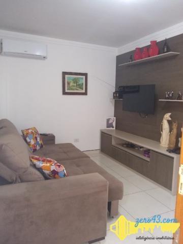 Ótima casa a venda na regiao norte de londrina pr . - Foto 4