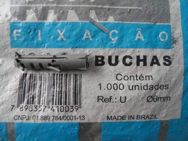 Bucha S-6 fixação (milheiro)