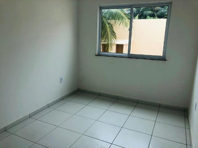 DP duplex com 3 quartos,2 banheiros,garagem,coz. americana,amplo quintal prox messejana - Foto 9