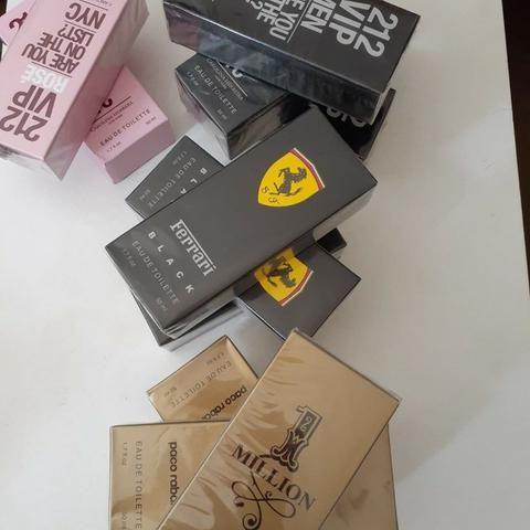 Perfumes 100ml Liquidação com Preços Especiais