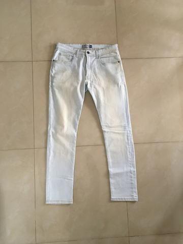 Calça Jeans Clara - NOVA!!! - Foto 2