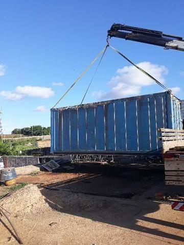 Câmara fria em container