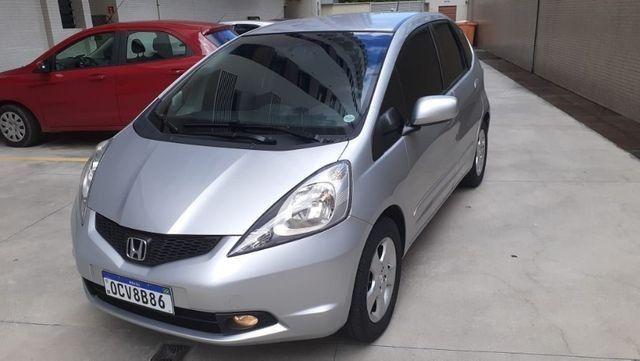 Honda Fit LXL Aut. 2011/11 U.Dona