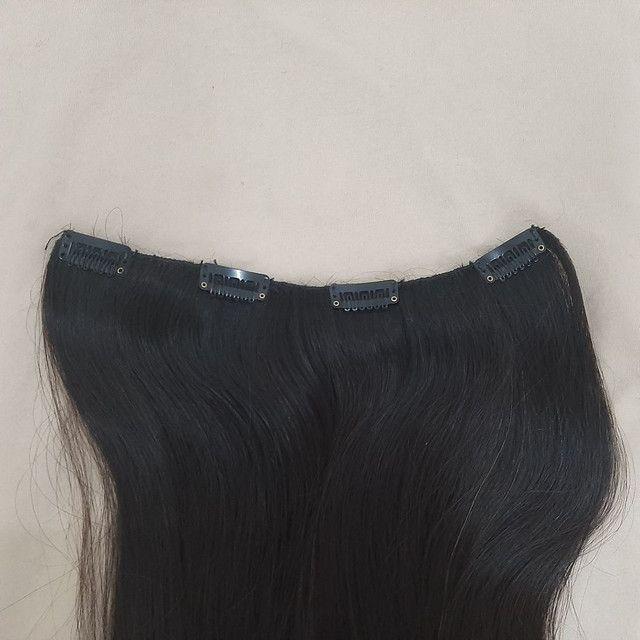 Mega hair - uso com tic tac ou costurado - Foto 5