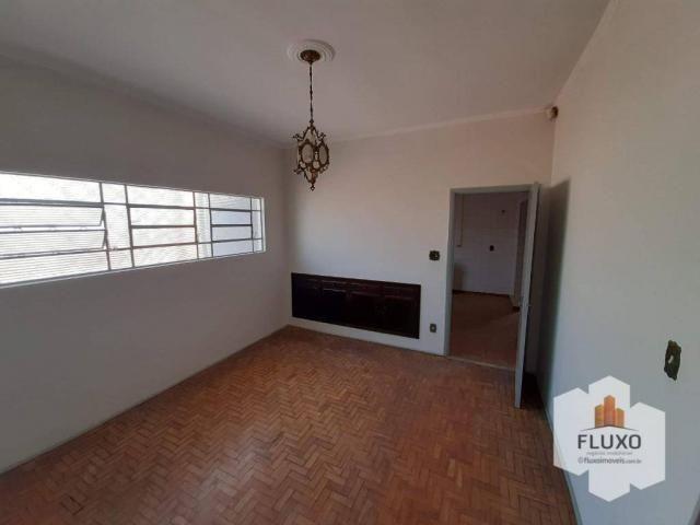 Casa com 3 dormitórios para alugar, 213 m² - Vila Aeroporto Bauru - Bauru/SP - Foto 5