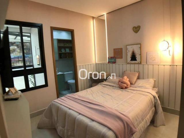 Apartamento com 2 dormitórios à venda, 59 m² por R$ 257.000,00 - Parque Amazônia - Goiânia - Foto 14