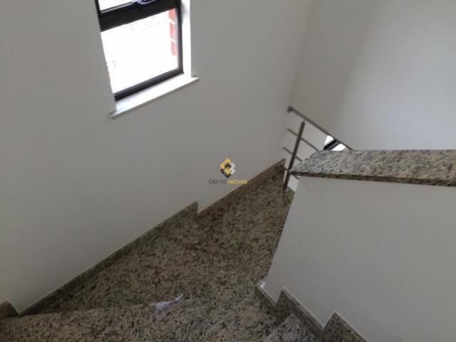 Apartamento à venda com 3 dormitórios em Liberdade, Belo horizonte cod:4060 - Foto 9