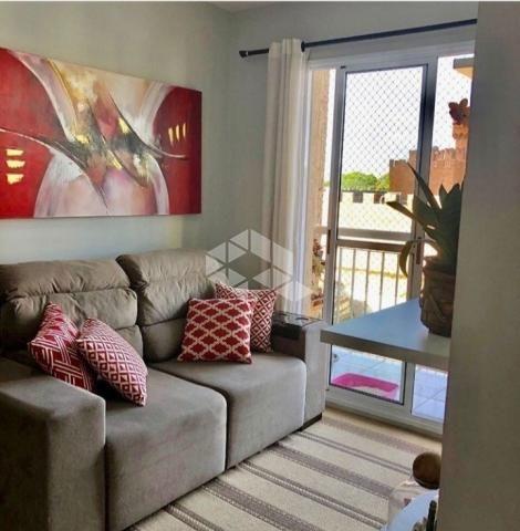 Apartamento à venda com 2 dormitórios em São sebastião, Porto alegre cod:9916763