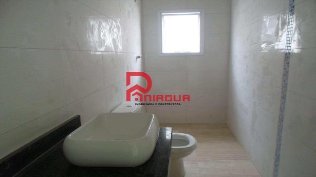 Casa à venda com 4 dormitórios em Canto do forte, Praia grande cod:1089 - Foto 9