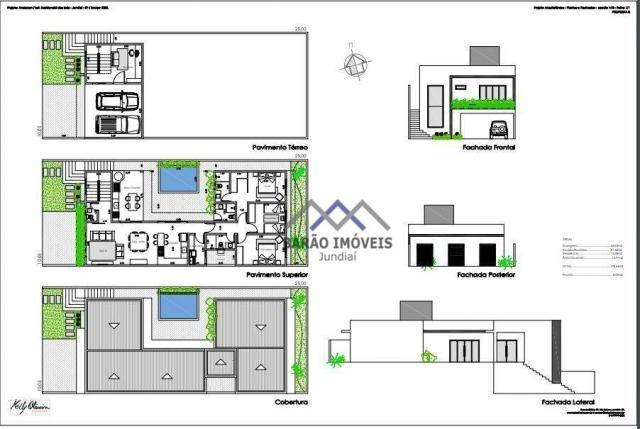 Casa à venda, 184 m² por R$ 980.000,00 - Engordadouro - Jundiaí/SP - Foto 13