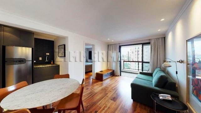 Apartamento à venda com 1 dormitórios em Higienópolis, São paulo cod:123341 - Foto 5