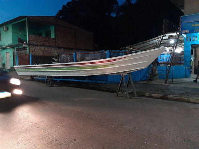Canoa de 12 metros - Foto 2