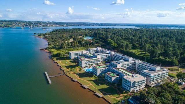 Apartamento à venda com 1 dormitórios em Asa sul, Brasília cod:50 - Foto 2