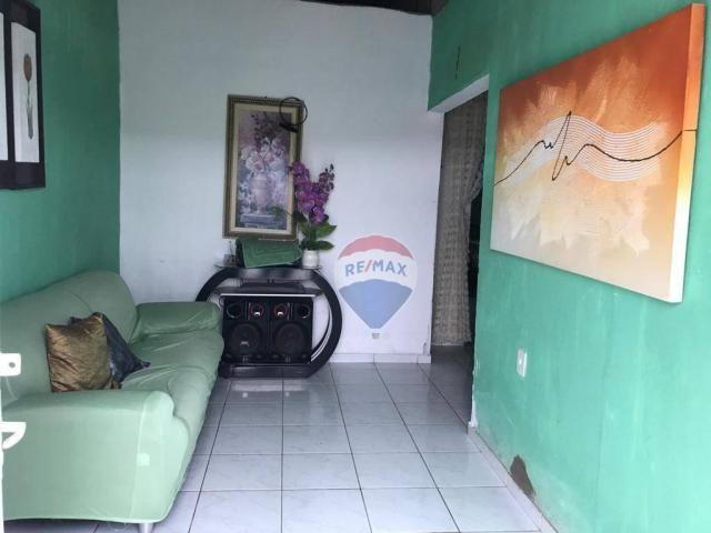 Casa com 2 dormitórios à venda, 95 m² por R$ 105.000 - Aloísio Pinto - Garanhuns/PE - Foto 3
