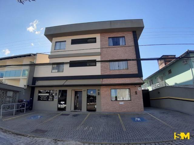 Apartamento para alugar com 1 dormitórios em Bucarein, Joinville cod:SM258 - Foto 2