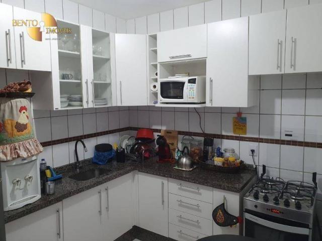 Apartamento com 3 dormitórios à venda, 88 m² por R$ 340.000,00 - Jardim das Américas - Cui - Foto 3