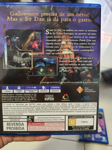 3 jogos play4 - Foto 2