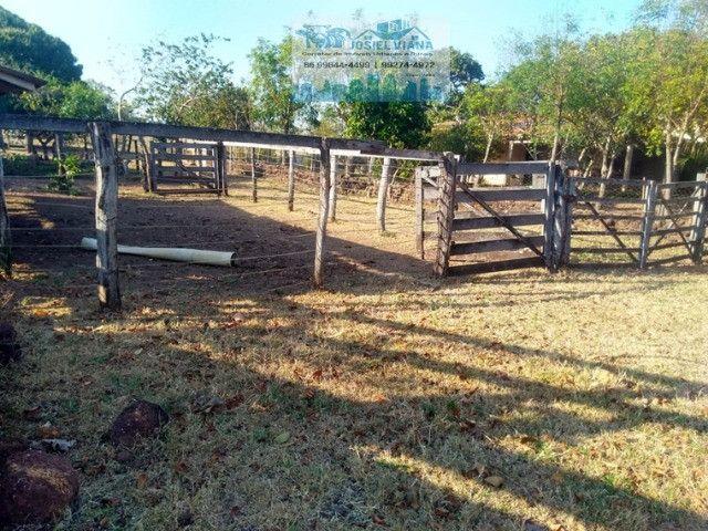 Chácara 60 hectares há 5 km do asfalto da Estrada da Guia - Foto 10