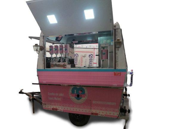 Fabrica de treilher e food truck em minas gerais (Sob encomenda) - Foto 6