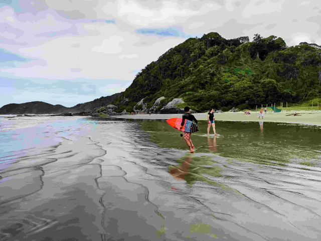 Últimas vagas finados camping Ilha do Mel - Foto 7