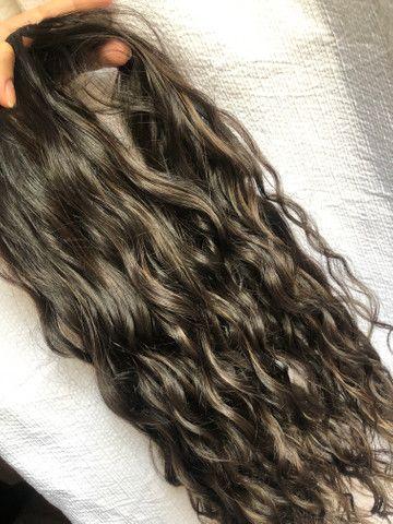 Maga hair de cabelo humano - Foto 3