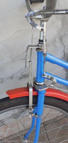 Bicicleta Monark Antiga - Foto 3